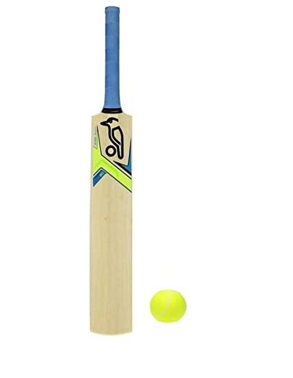 Msc Tennis Cricket Bat Size 5 With 1 Ball For 10 12 Years Kids