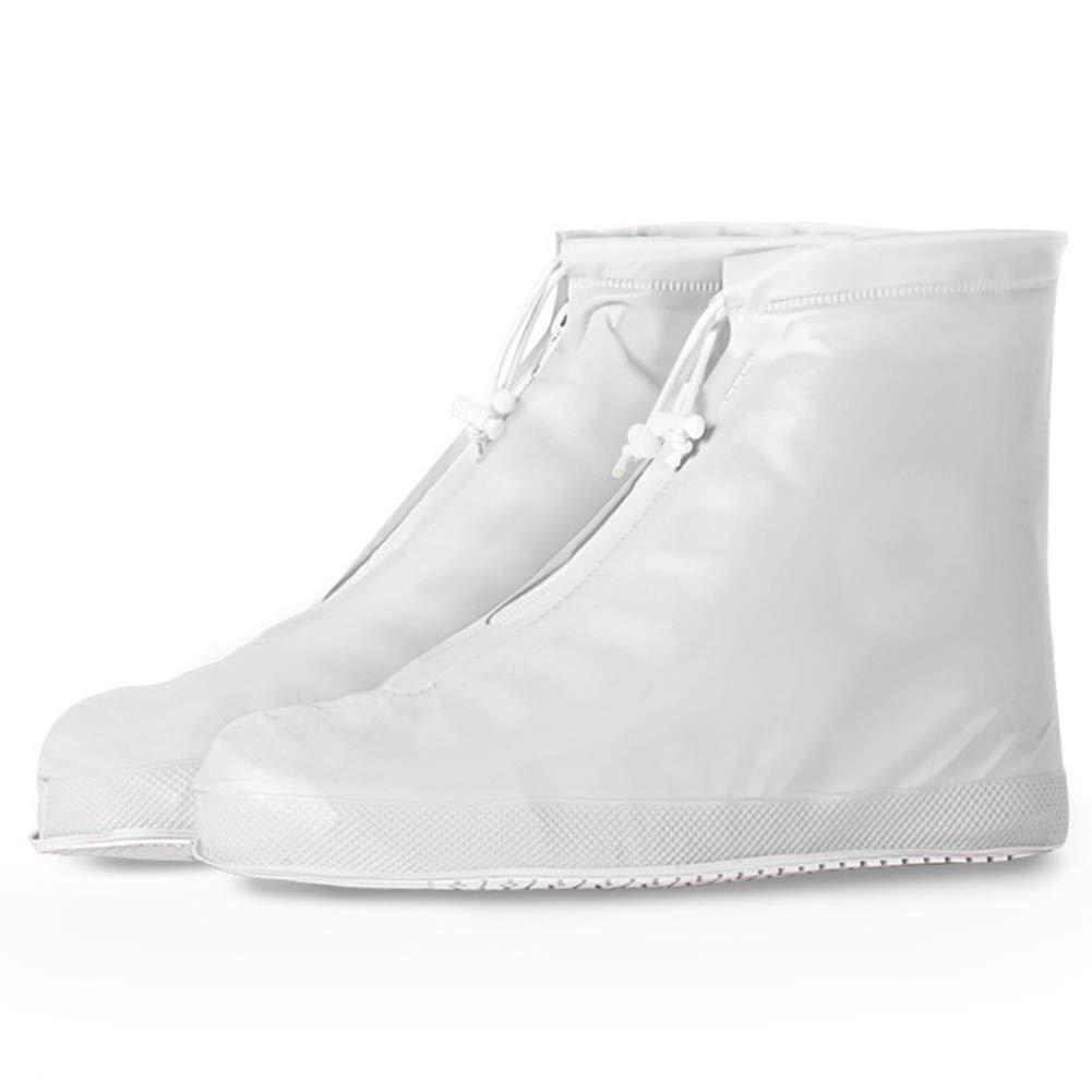 GROPC Cubierta del Zapato,La Lluvia Cubrezapatos Unisex Duradera ...