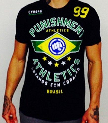 Punishment - CYBORG Brazil (Medium) (Tito Ortiz Shirt)