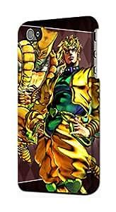 E2006 Jojo Bizarre Adventure Dio Brando The World Funda Carcasa Case para IPHONE 5 5S