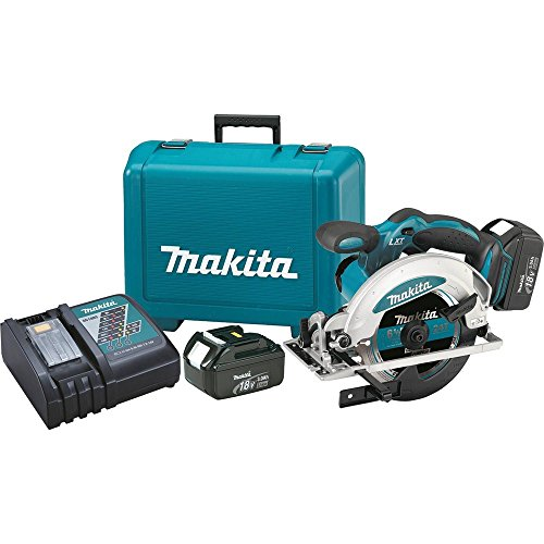 Makita Wing - Makita XSS01 18V LXT Lithium-Ion Cordless 6-1/2-Inch Circular Saw Kit (Discontinued by Manufacturer)