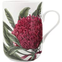 Maxwell & Williams S692107 Royal Botanic Garden Telopea Mug, 300 ml Capacity