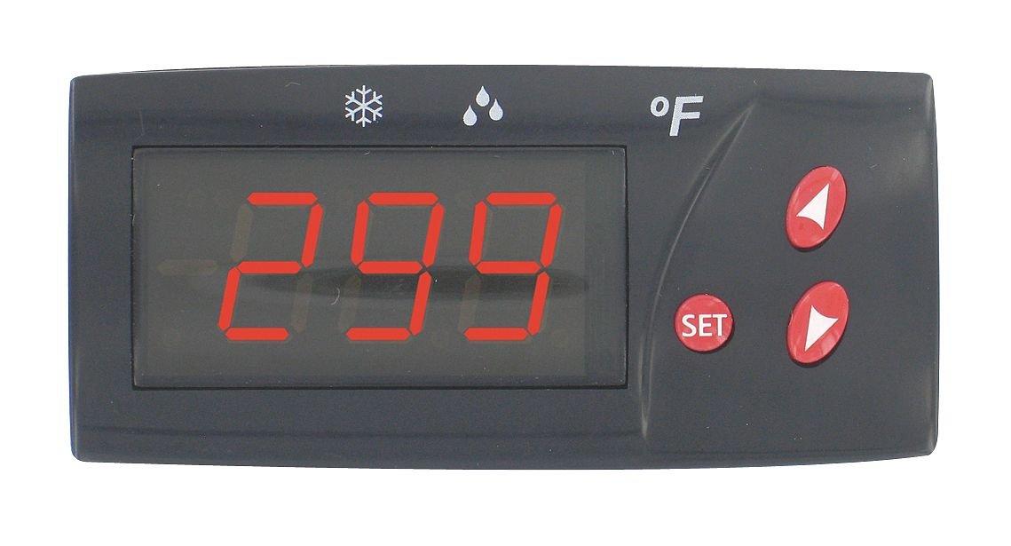 Dwyer Love Series TS2-011 Digital Temperature Switch 110 VAC Supply