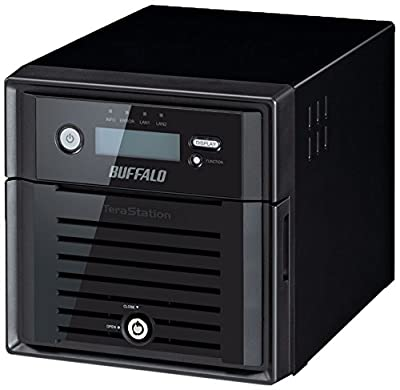 Buffalo TeraStation 5200 2-Drive 2 TB Desktop NAS for Small/Medium Business SMB (TS5200DN0202) from BUFFALO
