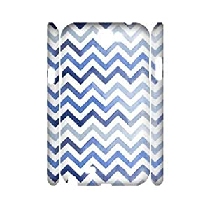 Chevron Stripes Brand New 3D Cover Case for Samsung Galaxy Note 2 N7100,diy case cover ygtg625033