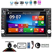 Navigation Seller- Privileged Sale 6.2HD Touch Screen GPS Navigation In-Dash Double Din WIN 8 UI Vehicle Car Dvd Player Stereo Reciver with Bluetooth USB & IPOD