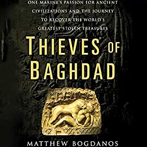 Thieves of Baghdad Audiobook
