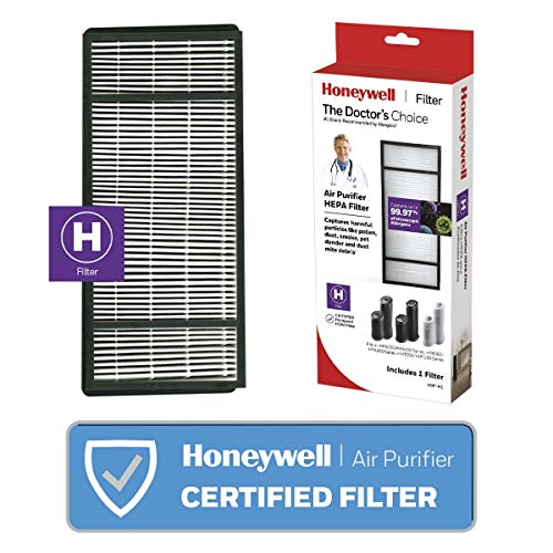 Honeywell True HEPA Air Purifier Replacement Filter, HRF-H1/Filter (H) from Honeywell