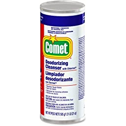 P&G Comet Powder Cleanser - Powder - 21 oz (1.31 lb) - 24