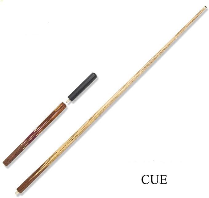 Señal Snooker Señal Arce 9.5Mm Cabeza 145Cm Longitud 3/4 de Billar Seccion 3 Latón Conector Exquisito Apariencia/A / 145cm: Amazon.es: Bricolaje y herramientas