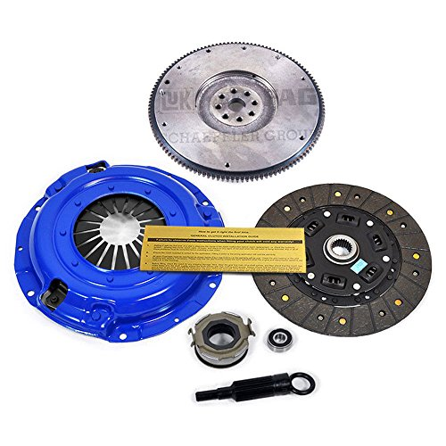 EFT STAGE 1 CLUTCH PRO-KIT+FLYWHEEL for SUBARU IMPREZA FORESTER LEGACY 2.5L EJ25 2001 Subaru Impreza Clutch
