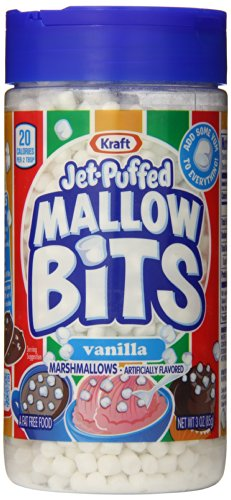 Marsh Farm Halloween (Jet Puffed Vanilla Marshmallow Bits (3 oz)