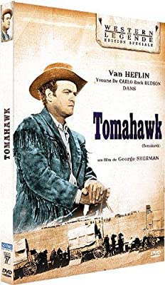 Tomahawk [Francia] [DVD]: Amazon.es: Van Heflin, Susan Cabot ...