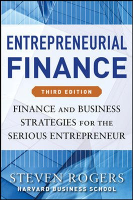 Entrepreneurial Finance 3rd Ed ebook