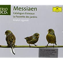 Catalogue d'oiseaux; La Fauvette des jardins [3 CD]