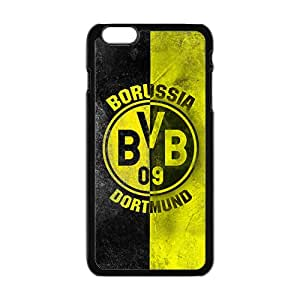 KKDTT Borussia Dortmund Phone Case for Iphone 6 Plus