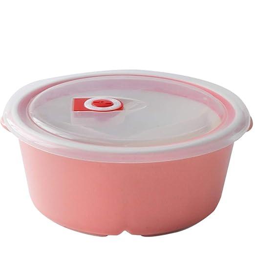 Fiambreras Fiambrera Compartimentos de cerámica Tazones Redondos ...