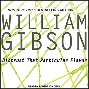 Distrust That Particular Flavour Audiobook