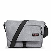EASTPAK BUCKLER SHOULDER BAG (SUNDAY GREY)