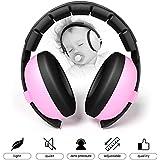 BUENAVO Baby Earmuff Noise Reduction Comfortable Headband...