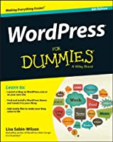 WordPress For Dummies, 6th Edition Front Cover