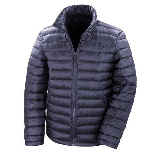 Black Jacket Result Windproof Water Ice amp; Winter Bird Repellent Padded Mens nfPn67F