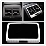 Trudged(TM) For Volkswagen VW Golf 7 MK7 2013 2014 special stainless steel exhaust outlet rear modification decorative sequins box