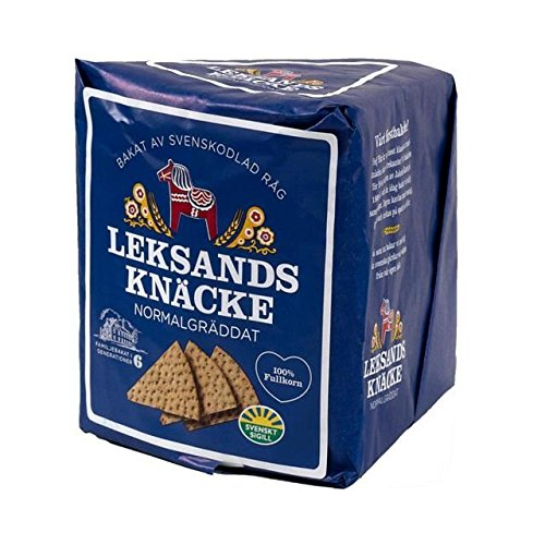 Leksands Original Gourmet Crispbread - - Bread Swedish Rye
