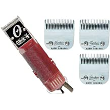 New Oster Classic 76 Hair Clipper 3-Blades (blades sizes are 000,1,00000)