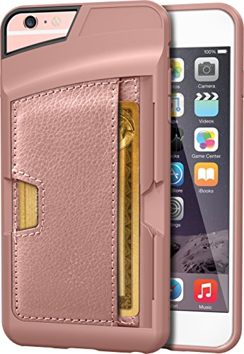 Silk Iphone Plus Wallet Case Overview
