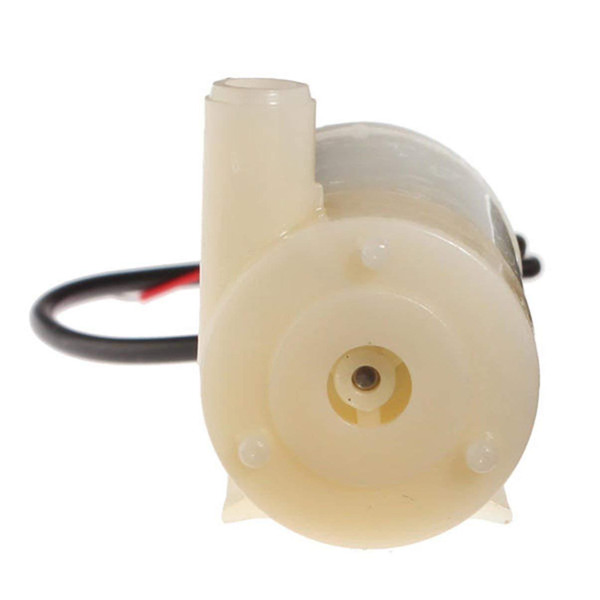 Micro Tauch und Wasser DC Motor Pumpe Wasserpumpe 3V 120L H Low Noise