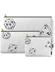 Society6 Dungeons And Dragons Dice Carry-All Pouch