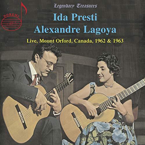 (Digital Booklet: Presti & Lagoya Live: Canada 1962 &)