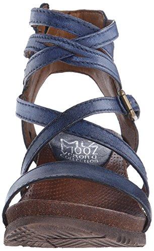 Mooz Navy Sandals Women's SHAY Fashion Miz SPqwS