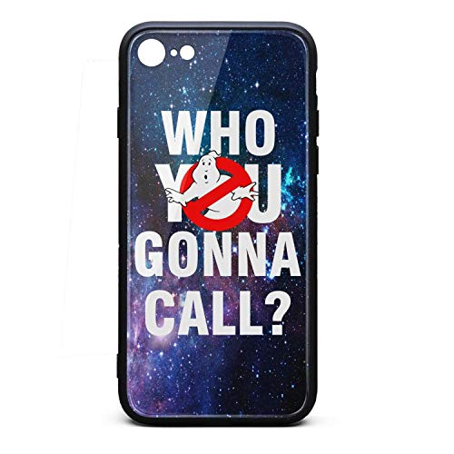 Wudo iPhone 6 iPhone 6s Case Ghostbusters-Costume- TPU Full Protective Back Cover for iPhone 6/ iPhone 6s ()