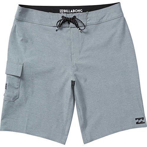 Billabong Men's All Day X '18 Boardshorts,44,Grey Heather -
