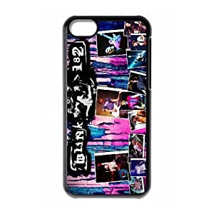 Design Cases iPhone 5C Cell Phone Case Black Blink 182 Fffdr Printed Cover