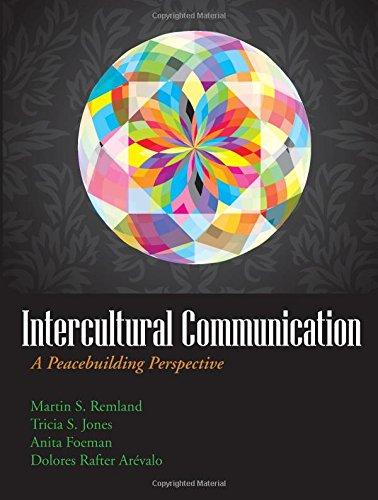 Intercultural Communication: A Peacebuilding Perspective