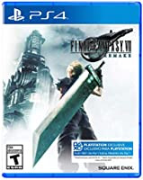 Final Fantasy VII Remake - PlayStation 4 - Standard Edition