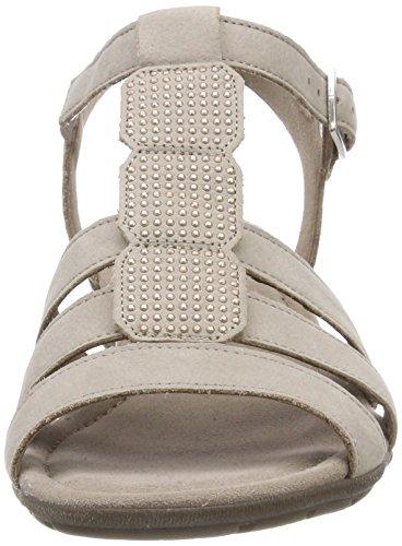 550 zapatos Del 24 De Verano Fitting Gabor Mujer plana sandalias Cuña sandalias best cómodo puder Multicolor sandalias Cuña übergrößen 5pwzxq