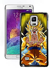 Beautiful Custom Designed Cover Case For Samsung Galaxy Note 4 N910A N910T N910P N910V N910R4 With Dragon Ball Z (3) Samsung Galaxy note 4 black 125