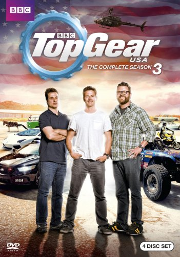 DVD : Top Gear: The Complete Third Season (USA) (Boxed Set, 4 Disc)