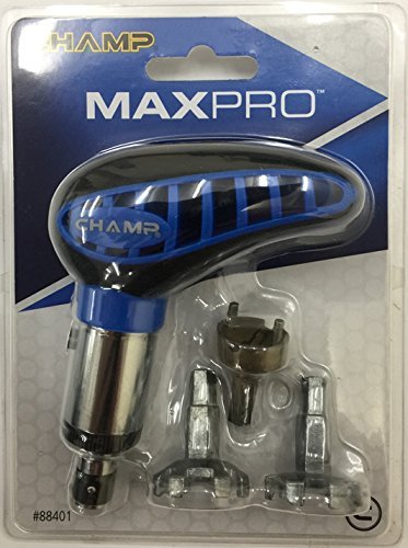 CHAMP Pro Max Golf Spike Wrench