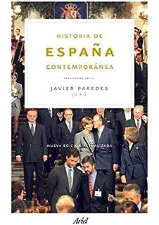 Nueva historia de la España contemporánea 1808-2018 Ensayo: Amazon ...