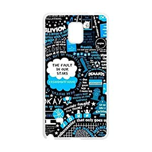 aqiloe diy Cest la vie simple patten Cell Phone Case for Samsung Galaxy Note4