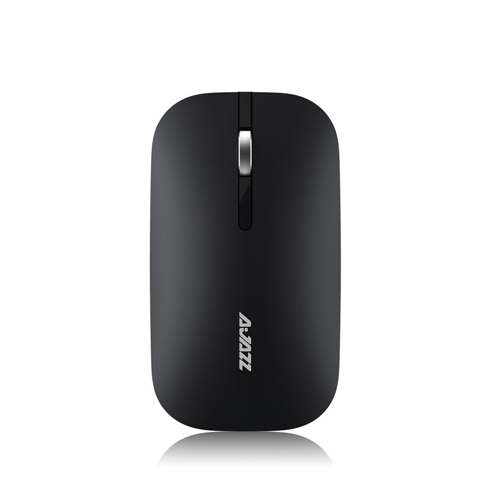 KKmoon Ajazz Gaming Wireless Mouse I25T BT/2.4G Dual Modes PC Laptop for Windows Mac OS Silent Mute Energy-saving Home Office