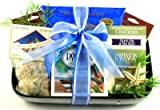 Seafood Delight | Gourmet Gift Basket of Clam, Crab, and Lobster Favorites