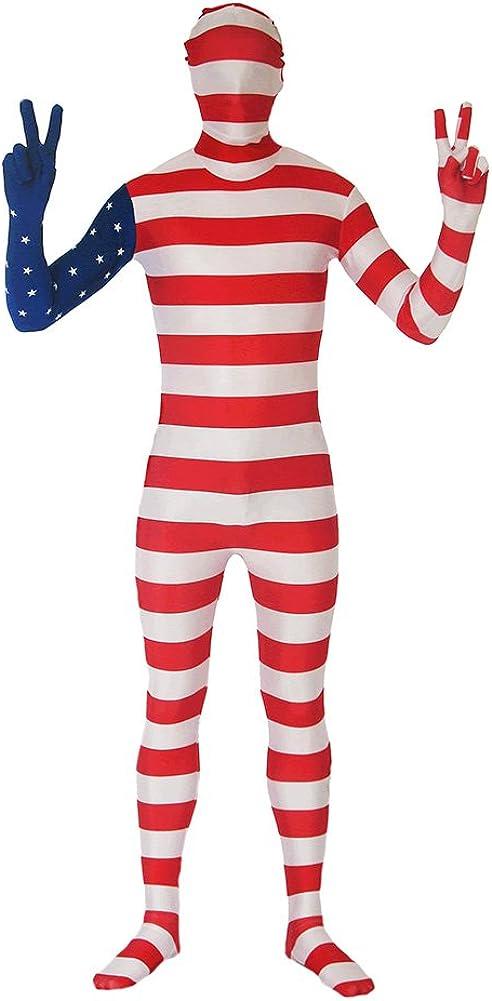 World Flag Design AltSkin Full Body Spandex//Lycra Suit