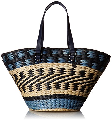 - Lucky Isabel Basket, Moroccan Blue