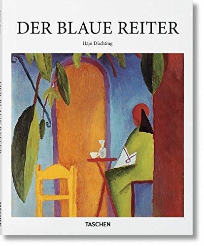 Der Blaue Reiter Gebundenes Buch – 25. September 2017 Hajo Düchting TASCHEN 383653701X Bildende Kunst